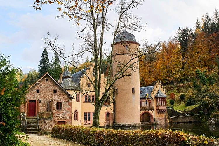 kastelen duitsland