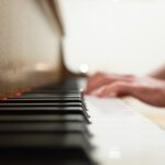 leren piano spelen